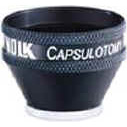Capsulotomy by Volk Lens Contact
