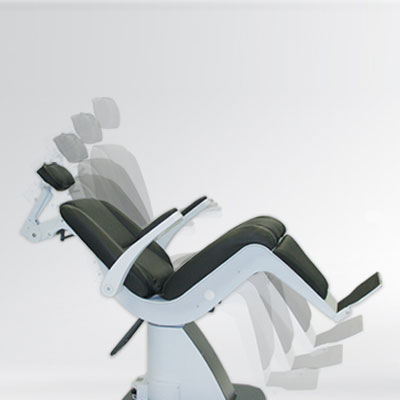 S4Optik 2000 Tilt Recline Chair