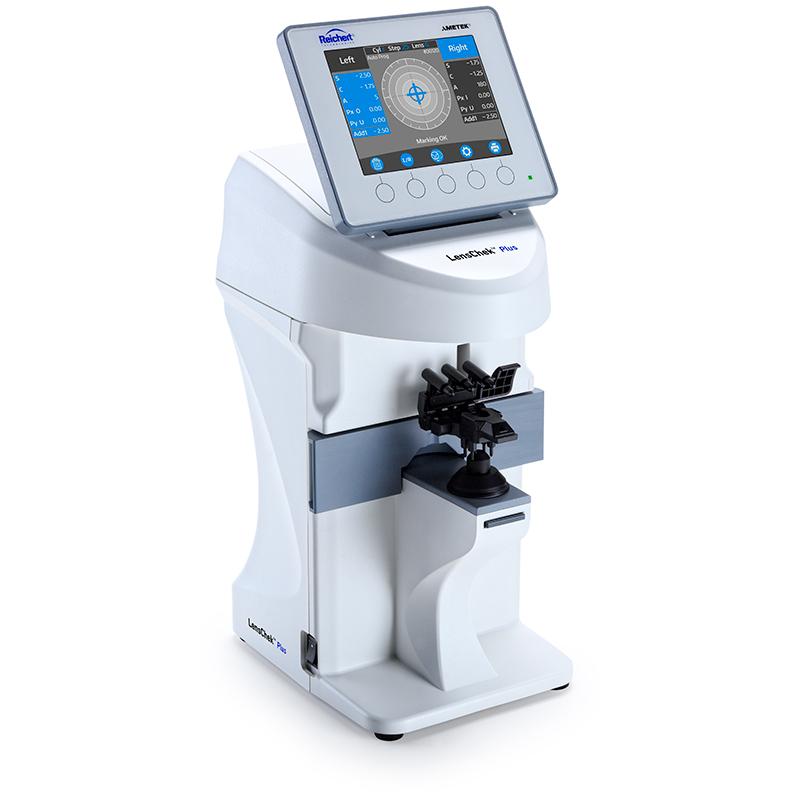 Ophthalmic Equipment Reichert Lenschek Plus Digital