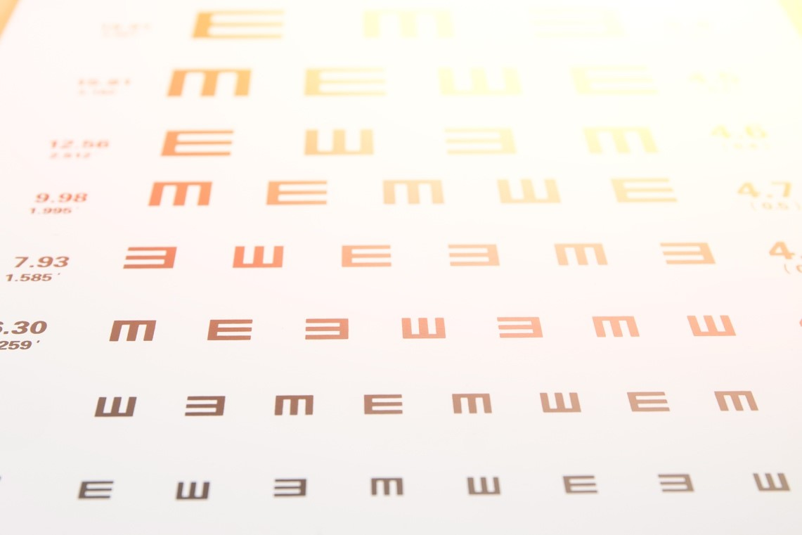 Eye charts snellen also created the tumbling e chart for individuals who couldnt read this eye chart was made of different sized rows of the capital letter e nvjuhfo Gallery