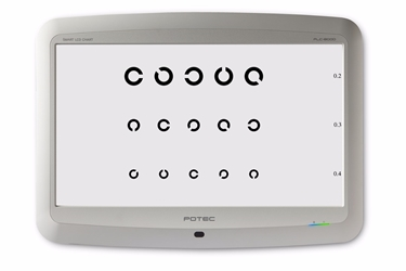 Potec PLC-8000 Visual Acuity System