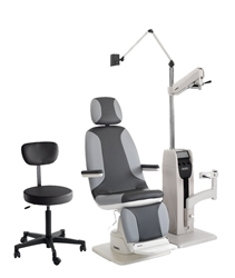 Reliance 520 Exam Chair, 7900 Instrument Stand, and 4246 Stool Package