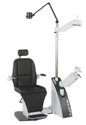 S4Optik 2500 Combo Chair and Stand - Power Recline