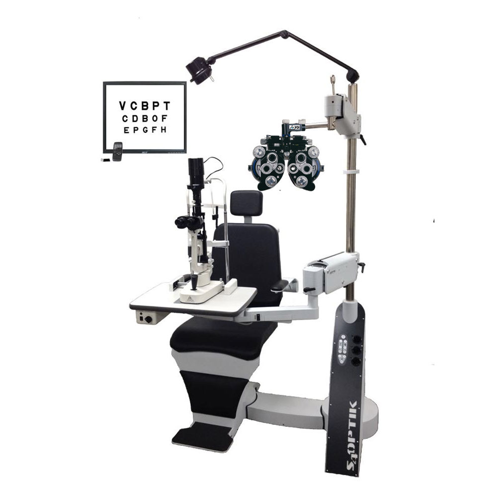 Ophthalmology Exam Lane Packages | Veatch Ophthalmic Instruments
