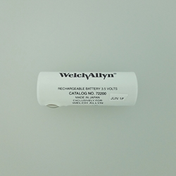 Welch Allyn 3.5V Wall Rechargeable Handle Battery, #72300