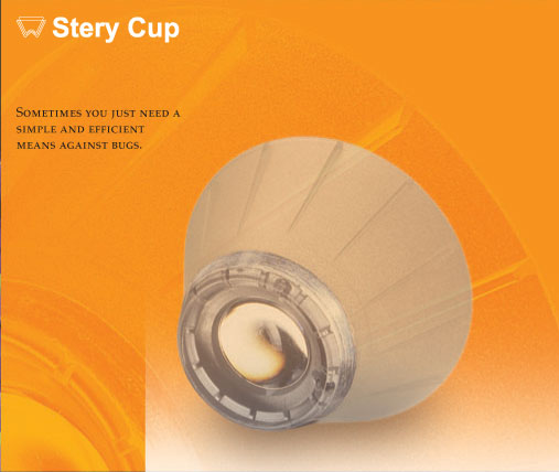 Stery for Contact Lenses 903/145 L Cup