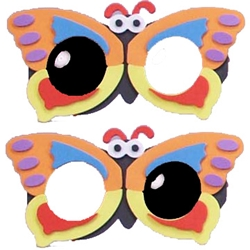 Foam Glasses - Butterfly Occluder