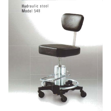 Reliance 548 Hydraulic Stool