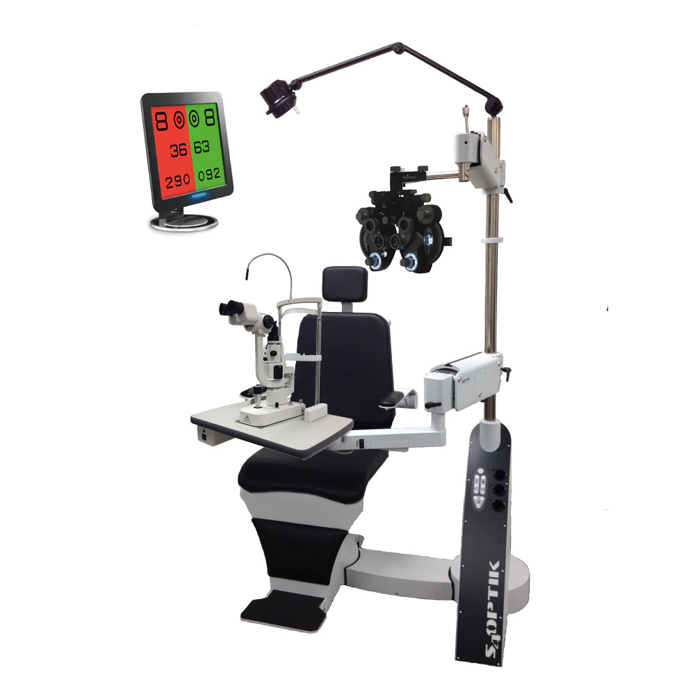 Ophthalmology Exam Lane Packages   Veatch Ophthalmic Instruments