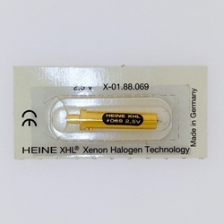 Heine BETA 200/S/M2 Ophthalmoscope 2.5v Bulb